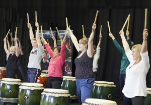 Taiko Weekend Retreat @ The Taiko Centre | England | United Kingdom