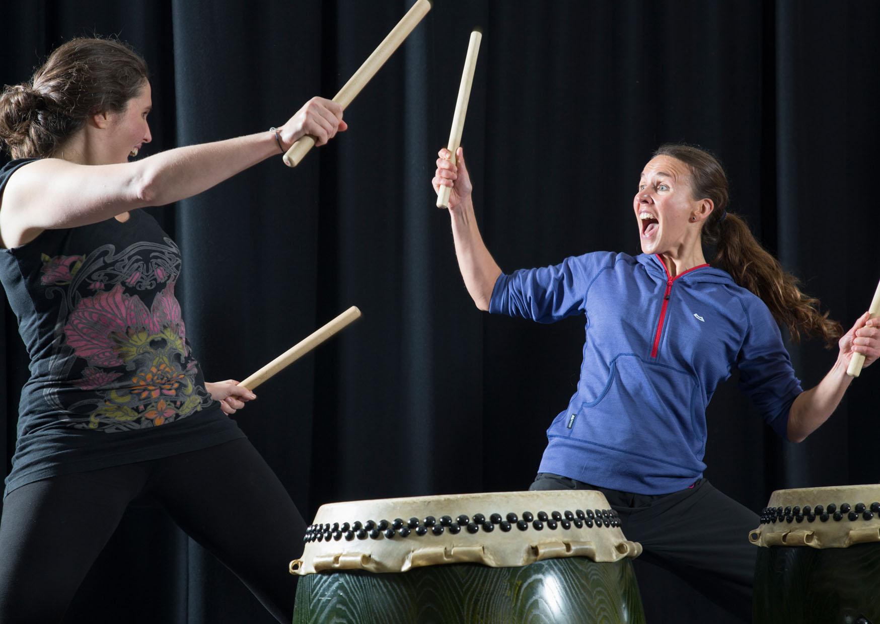 Kagemusha Taiko Workshop