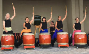 Tano Taiko at Ottery St Mary Primary School Summer Fair @ Ottery St Mary Primary School