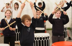 Taiko in Education