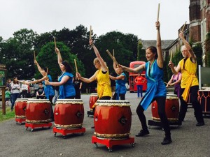 Tano Taiko at Stover School Summer Fair @ Stover School | England | United Kingdom