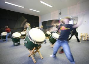 Naname is Nuts! @ The Taiko Centre