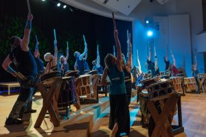 Eleven Workshop with Ingmar Kikat @ The Taiko Centre