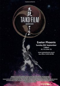 Taiko Film: Healing Beats @ The Exeter Phoenix