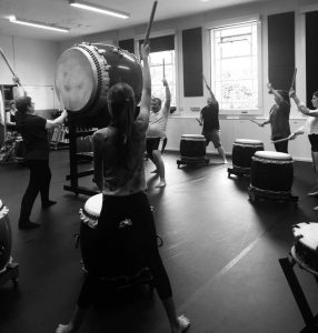 Overcome Odaiko @ The Taiko Centre