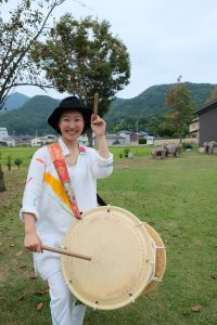 Basics and Fundamentals Workshop with Eri Uchida @ The Taiko Centre
