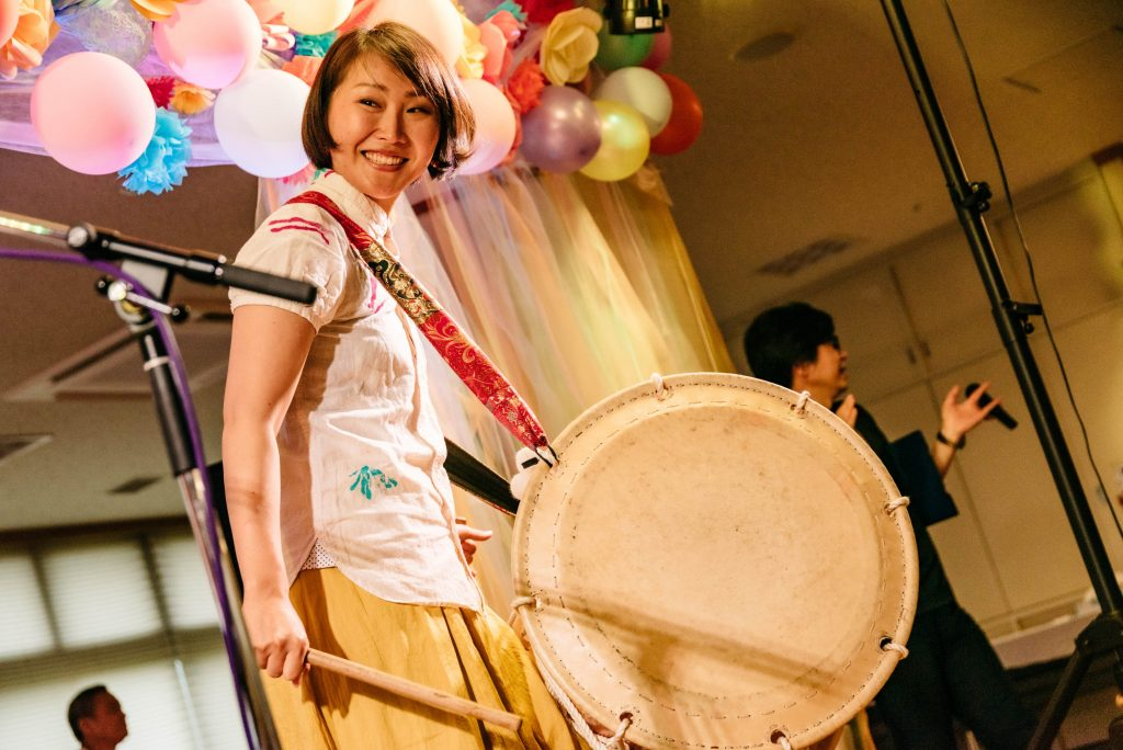 'Becoming One' – Weekend Long Workshop with Eri Uchida @ The Taiko Centre, TQ12 6NQ